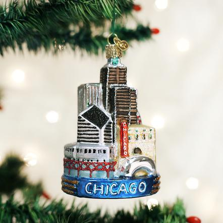 Ornament: Chicago