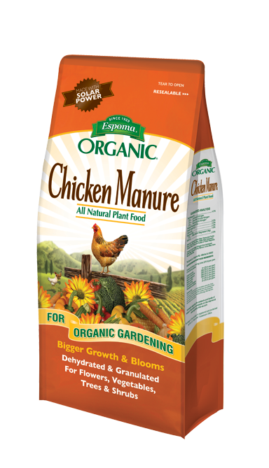 Espoma Chicken Manure