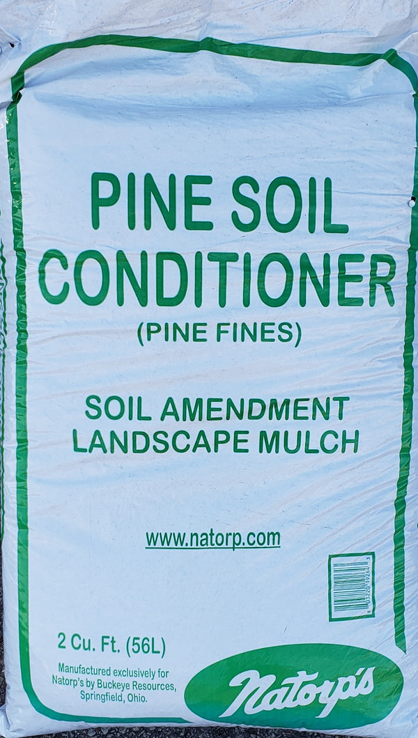 Pine Fines Soil Conditioner