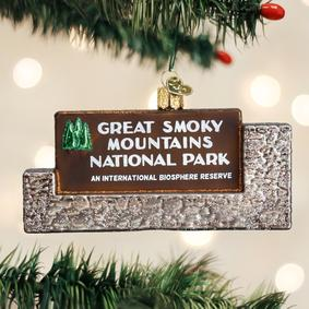 Ornament: Great Smoky Mountains National Park