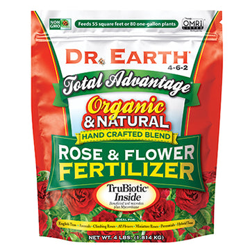 Dr Earth Organic Rose & Flower Fertilizer