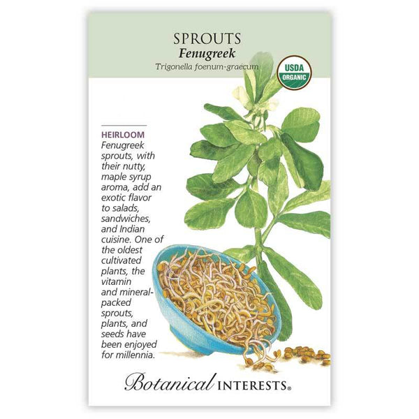 Sprouts 'Fenugreek'