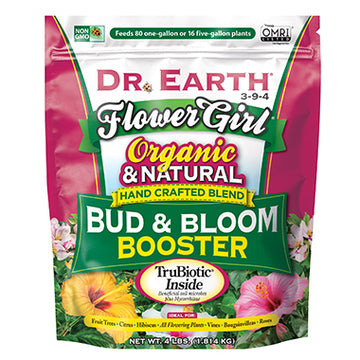 Dr Earth Organic Flower Girl Bud & Bloom Booster
