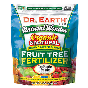 Dr Earth Organic Fruit Tree Fertilizer
