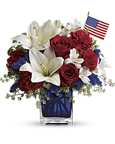 Teleflora America The Beautiful
