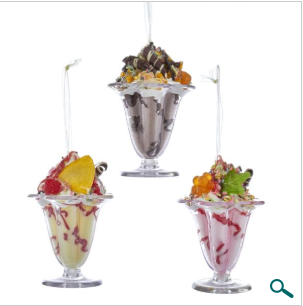 Ornament: Ice Cream Sundae