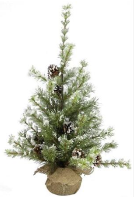 "30"" Snowdrop Mountain Pine Tree"