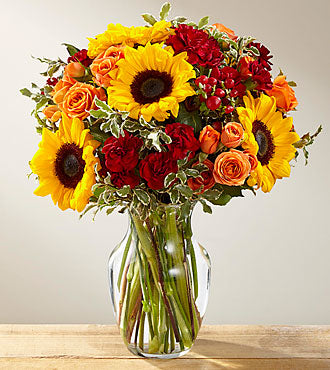 FTD Fall Frenzy Bouquet
