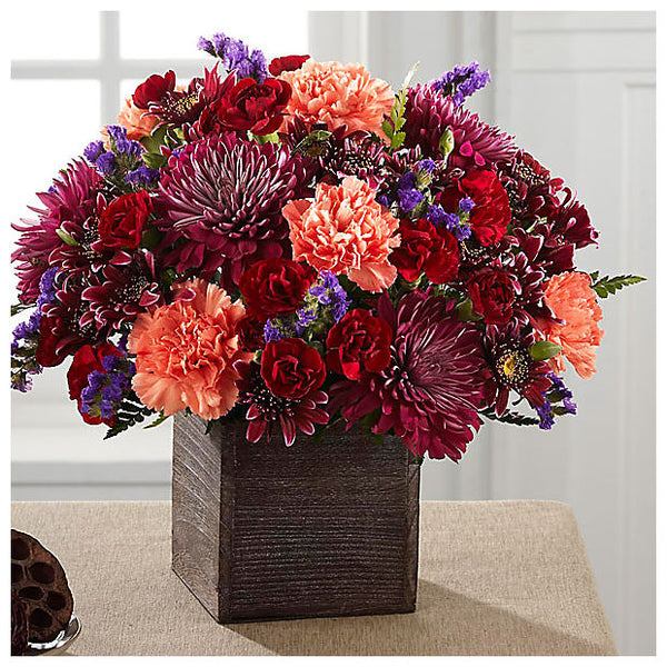 FTD Homespun Harvest Bouquet