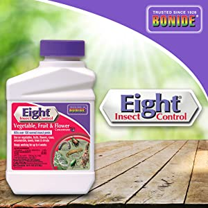 Bonide Eight Insect Control for Vegetables CONC PT