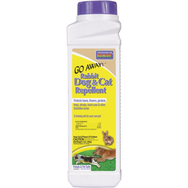 Bonide Go Away Rabbit, Dog, & Cat Repellent 1#
