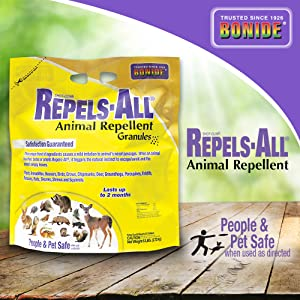 Bonide Repels-All Animal Repellent Granules 6#