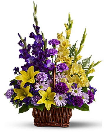 Teleflora Basket of Memories