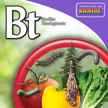 Bonide BT Thuricide Spray CONC 8oz