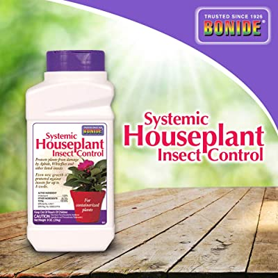 Bonide Systemic House Plant Insect Control 8oz