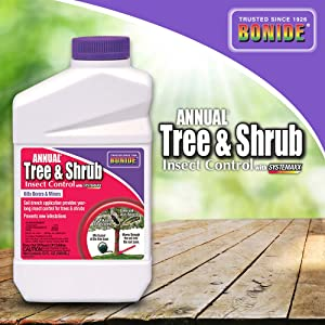 Bonide Annual Tree & Shrub Insect Control QT
