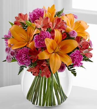 FTD Light of My Life Bouquet