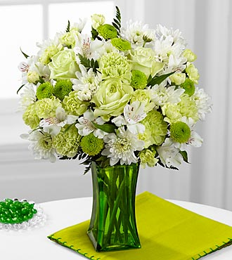 FTD® Lime-Licious Bouquet