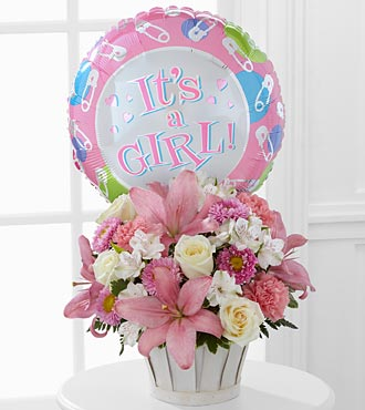 FTD Girls Are Great! Bouquet
