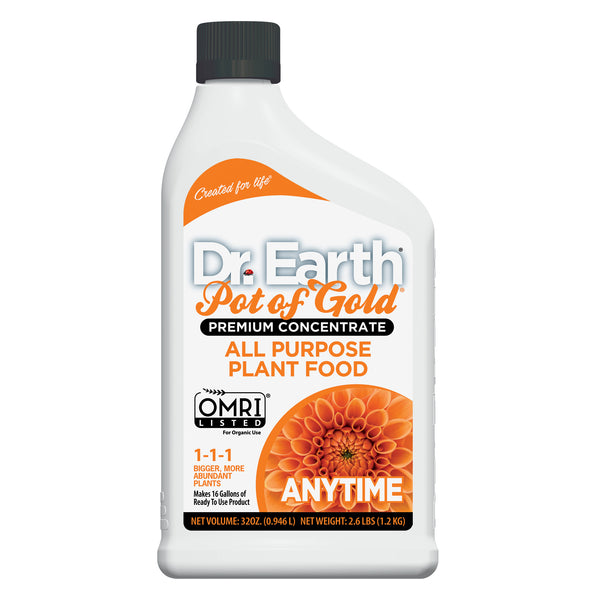 Dr Earth Pot of Gold All Purpose Fertilizer