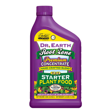 Dr Earth Organic Root Zone Starter Liquid Fertilizer