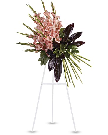 Teleflora Elegant Tribute Spray