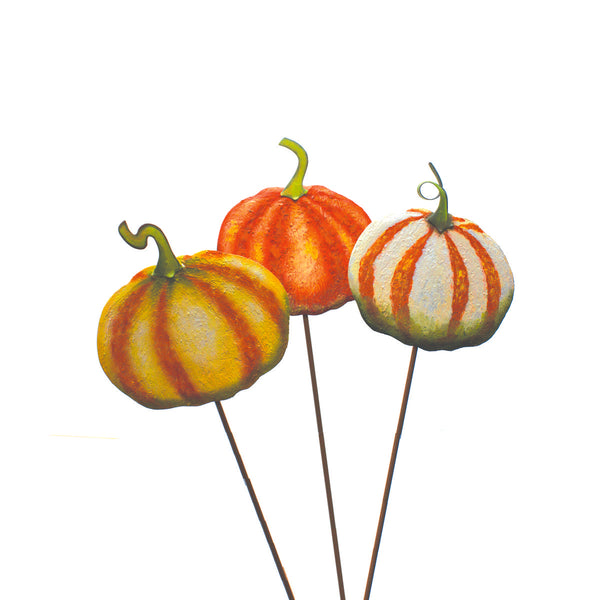 Picks: Fall Impression Gourds