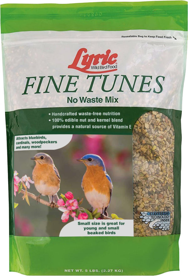 Lyric Fine Tunes Wild Bird Mix