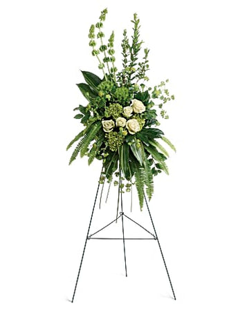 Teleflora Forever At Peace Spray