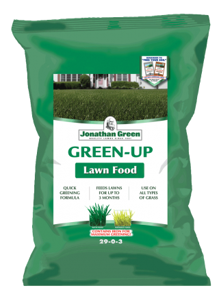 Green-Up Lawn Fertilizer
