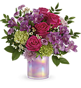 Teleflora Lovely Lilac Bouquet