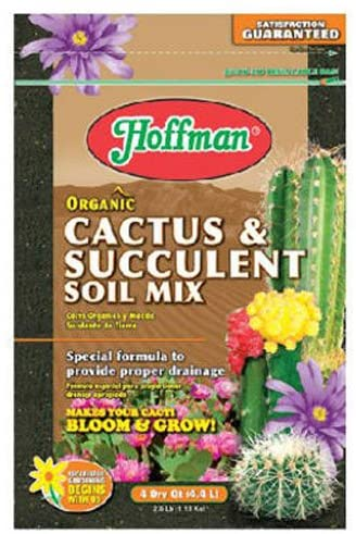 Hoffman Cactus and Succulent Soil Mix