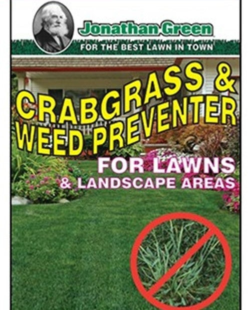 Crabgrass and Weed Preventer