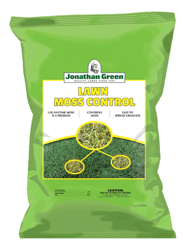 Lawn Moss Control