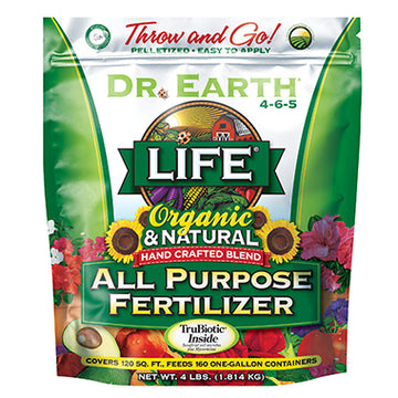 Dr Earth Organic Life: All Purpose Fertilizer