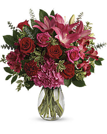 Teleflora Love Struck Bouquet