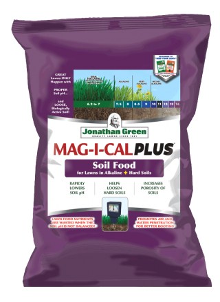 Mag-I-Cal® Plus for Lawns in Alkaline & Hard Soil