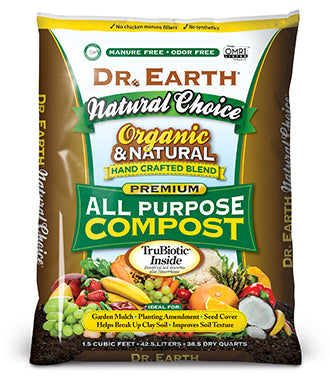 Dr Earth Compost 1.5cf