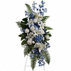 Teleflora Ocean Breeze Spray