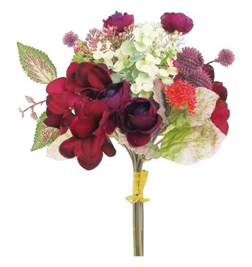 Bundle: Mixed Fall Hydrangea & Ranunculus