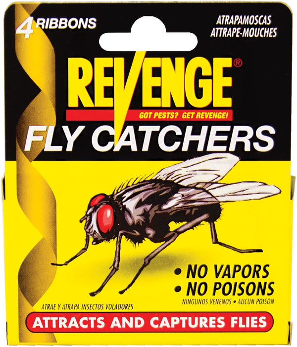 Bonide Revenge Window Fly Catchers 4pk