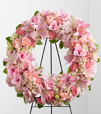FTD Loving Remembrance Wreath