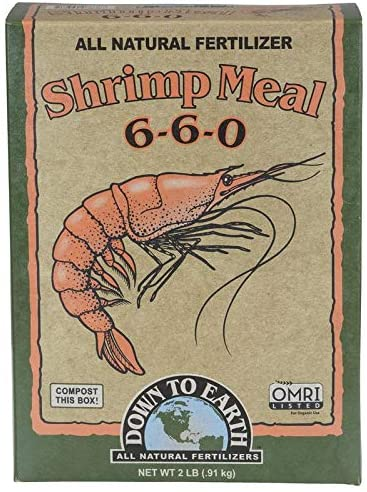 Down To Earth Shrimp Meal 6-6-0