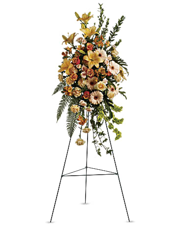 Teleflora Sweet Remembrance Spray