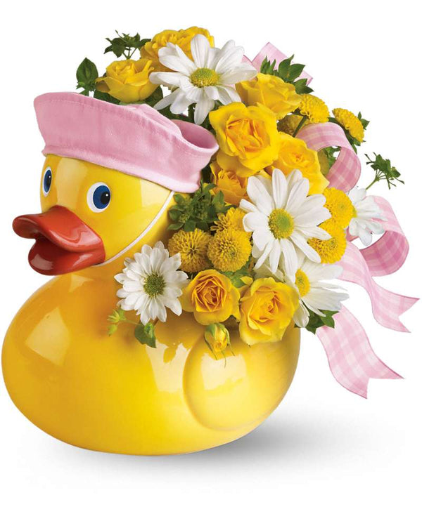 Teleflora Ducky Delight - Girl
