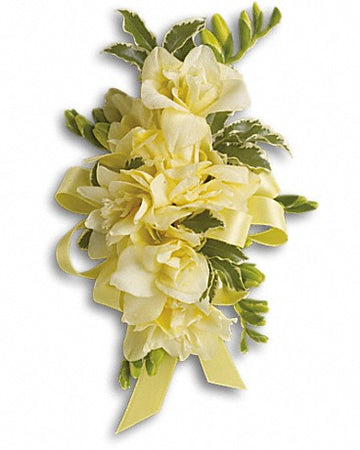 Let Love Shine Corsage
