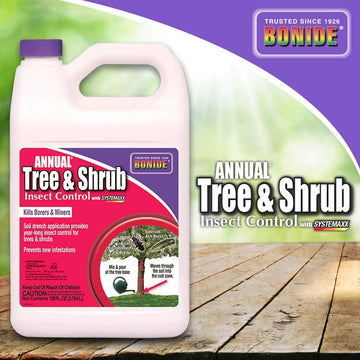 Bonide Annual Tree & Shrub Insect Control GAL