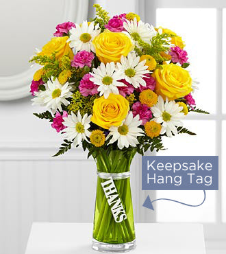 FTD Thanks Bouquet