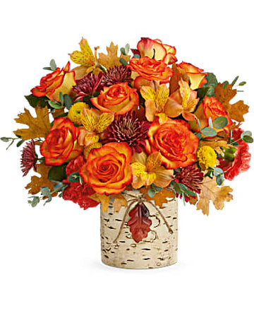 Teleflora Autumn Colors Bouquet