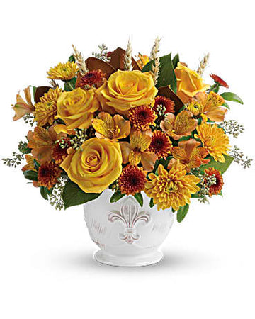 Teleflora Country Splendor Bouquet